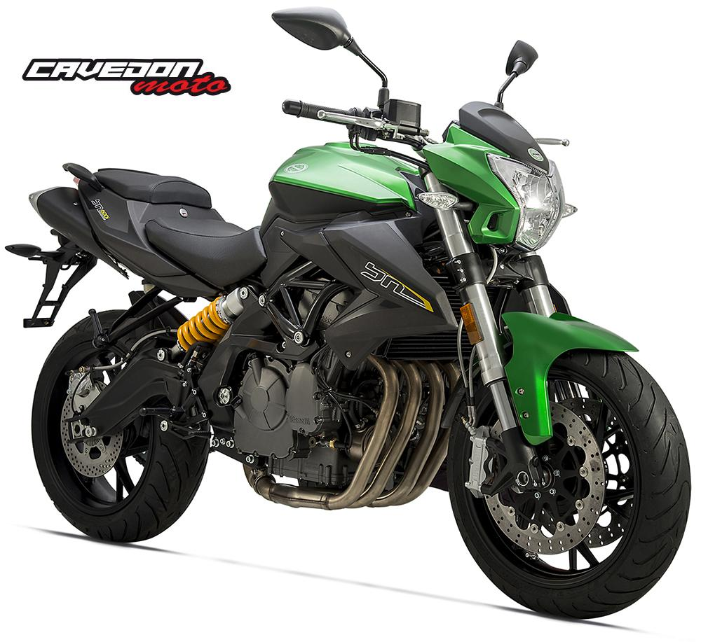 2014 Benelli BN600I Gallery 546823 | Top Speed