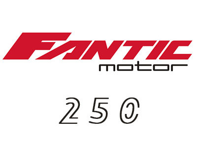 FANTIC 250 cc ENDURO E MOTARD